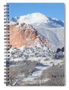 America's Mountain Spiral Notebook