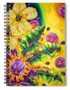 Ametrine Spiral Notebook