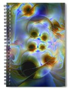 Amiable Catharsis Spiral Notebook
