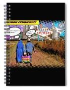 Amish Comics Spiral Notebook