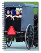 Amish Country Tour Spiral Notebook