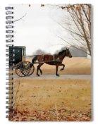 Amish Dream 1 Spiral Notebook