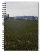 Amish Homestead 166 Spiral Notebook