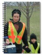 Amish Scholars Spiral Notebook