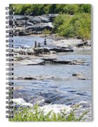 Ammonoosuc Sculptures Spiral Notebook