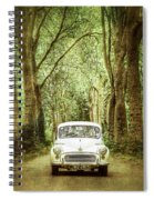 Among Tall Trees Spiral Notebook