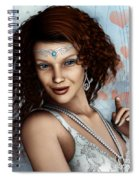 Amorous Spiral Notebook