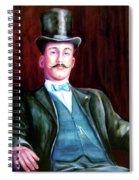 Amos Mckay Spiral Notebook