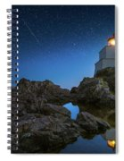 Amphitrite Point Lighthouse Spiral Notebook