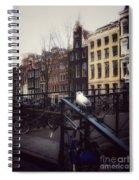 Amseagull Spiral Notebook