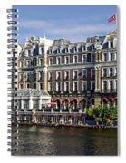 Amstel Amsterdam Hotel Spiral Notebook