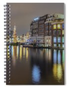Amsterdam Colors Spiral Notebook
