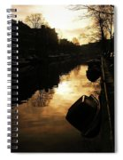 Amsterdam Netherlands Spiral Notebook