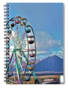 Amusement View Spiral Notebook