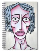 amy Spiral Notebook