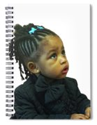 Amy's Niece Spiral Notebook