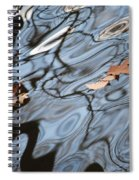 An Abstract Reality II Spiral Notebook