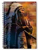 An American Sunrise Spiral Notebook