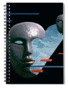 An Androids Dream Spiral Notebook