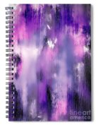 An Angels Smile Spiral Notebook