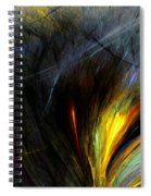 An Angry Moment Spiral Notebook