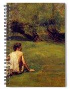 An Arcadian Spiral Notebook