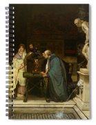 An Art Lover Spiral Notebook