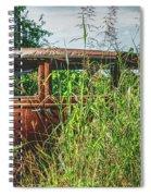 An Era Gone Spiral Notebook