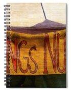 An Extraordinary Ordinary Spiral Notebook