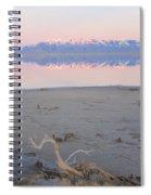 An Island Sunset Spiral Notebook
