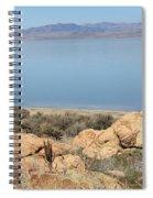 An Island View 2 Spiral Notebook