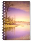An Okanagan Calm Spiral Notebook