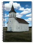 An Old Wooden Church Spiral Notebook