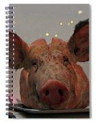 An Open Mind Spiral Notebook