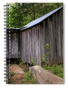 An Ozark Mill Spiral Notebook