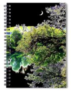 An Umpqua Night Spiral Notebook