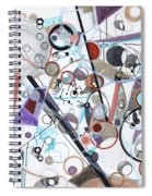 An Uncertain Progression Spiral Notebook