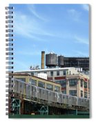 An Urban Landscape Spiral Notebook