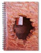 Anasazi Cliff Dwellings #10 Spiral Notebook