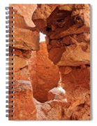 Anasazi Cliff Dwellings #8 Spiral Notebook