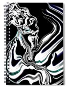 Anatomical Study Of The Legendary Pegaseahorse Spiral Notebook