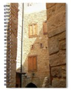 Ancestral Home Spiral Notebook