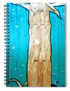 Ancestral Tree Indians To The Sea Spiral Notebook