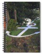 Anchor   Spiral Notebook