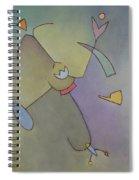 Anchor Points 6 Spiral Notebook