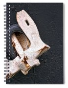 Anchor Stowed Spiral Notebook