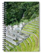 Ancient Architecture Spiral Notebook