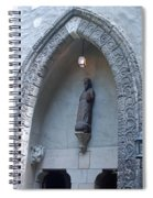 Ancient Archway Spiral Notebook