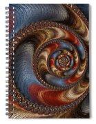 Ancient Circularis Spiral Notebook