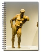 Ancient Greek Artifacts  Spiral Notebook